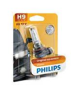 Лампа фары H9 12V 65W PGJ19-5 STANDARD (Philips)