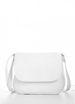 Женская сумочка белая Сумка через плечо женская Женская сумка Сумка для девушки Сумочка женская