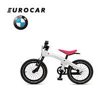 Оригінальний дитячий велосипед беговел BMW Kidsbike, White / Raspberry Red, арт. Арт,80912451008 NEW 2019-2020