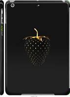 """Чехол на iPad 5 (Air) Черная клубника """"3585c-26-44465"""""""