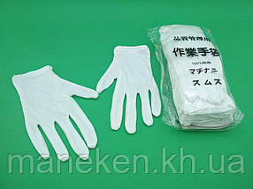"""Господарські рукавички """"Офіціанта"""" (L) (12 пар)"""