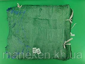 Сетка овощная евромешок (р40х60) 20кг\17гр зеленая  (100 шт)
