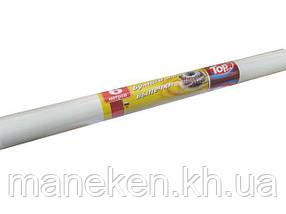 Папір для випікання страв (6м\30см )ТОР (біла) EUROstandart(Неповний метраж!) (1 рул)