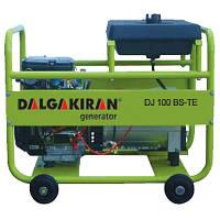 Однофазный бензиновый генератор DALGAKIRAN DJ 100 BS-TE