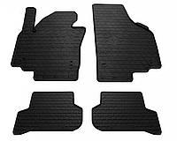 Комплект ковриков Volkswagen Golf Plus 2005-2014 Stingray резиновые черные