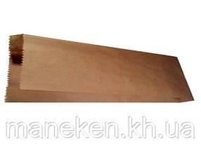 Пакет паперовий 10\4*30 коричневий (1000 шт)