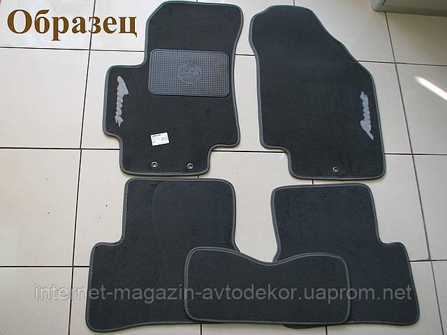 Коврики салона текстильные для ГАЗ