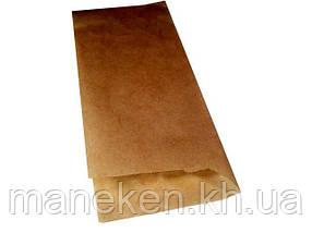 "Пакет паперовий ""Хот-дог""10х22см коричн. (2000 шт)"