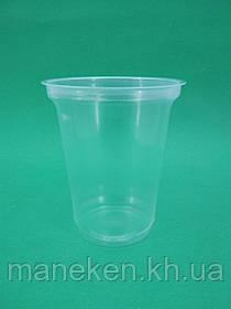 Стакан полипропиленовый (для жидкого и горячего) ЕМ-0.350 А (Крышка к ней ПС-31) (50 шт)