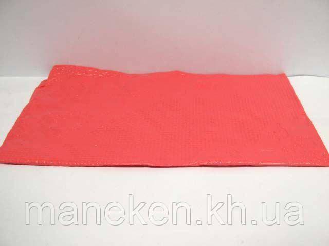 Скатертина одноразова (120x200) червона (1 шт)