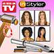 Утюжок для укладки волос INSTYLER ( Инсталер) прибор для выравнивания волос, фото 4