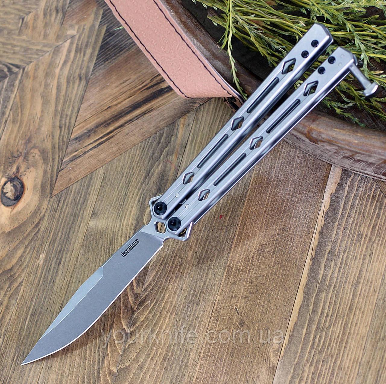 Нож бабочка Kershaw Lucha