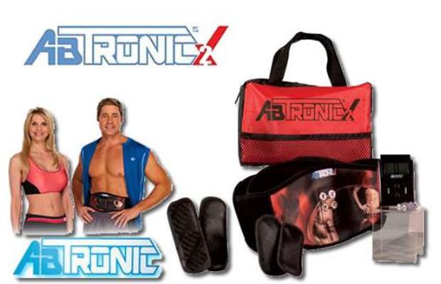 Пояс для пресса миостимулятор AbTronic X2 Абтроник