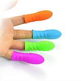 Насадка на палец - массажер, фото 5