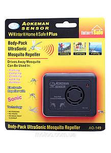 Отпугиватель комаров Aokeman AO-149, ультразвуковой отпугиватель