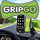 Держатель GripGo, Подставка-держатель мобильного телефона, GPS и планшета GripGo, фото 6
