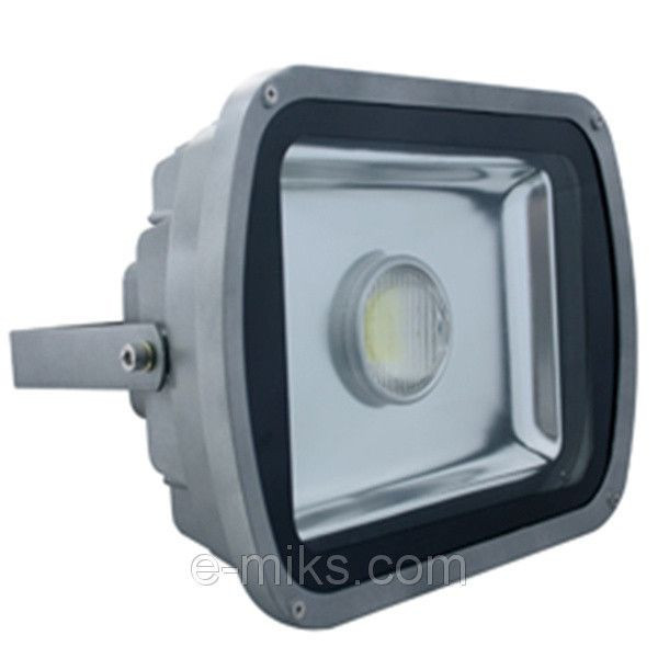 Светодиодный прожектор LED с линзой  10W, 220 V, IP65 (уличный)