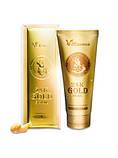 Очищаюча пінка з муцином равлики і золотом ELIZAVECCA 24K Gold Snail Cleansing Foam, 180 мл, фото 2