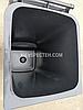 Євроконтейнер пластиковий, Weber V-120 л, чорний, фото 3