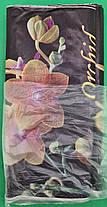 """Пакет с петлевой ручкой ср п """"Орхидея""""(38х42+3) 90мк ДПА (50 шт), фото 3"""
