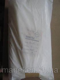 Пакет прозорий поліпропіленовий 10*25\25мк (1000 шт)