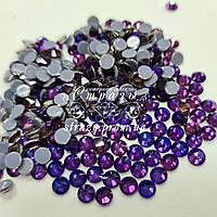 Термо стразы ss16 Purple Velvet (4.0mm) 1440шт Blinginbox