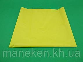 Скатерка (105x200) Однотонная ЖЕЛТАЯ (25 шт)