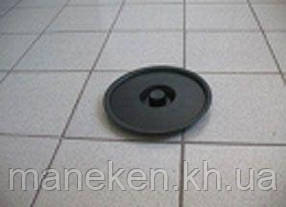 Крышка на  ведра (полиэтилен) 10литра черная (1 шт)