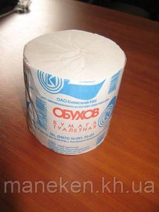 Туалетная бумага Обухов (48) (48 рул), фото 2