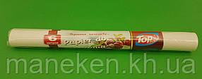 Папір для випічки (6м\38см )ТОР (біла) EUROstandart(Неповний метраж!) (1 рул)