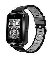 Умные часы Finow Q2 на Android 6.0 с поддержкой 4G (Черный), фото 1