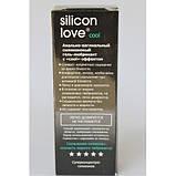 Гель-любрикант SILICON LOVE COOL 30г, силиконовый с cool эффектом, фото 4