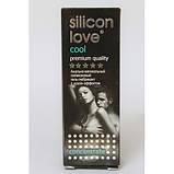 Гель-любрикант SILICON LOVE COOL 30г, силиконовый с cool эффектом, фото 5