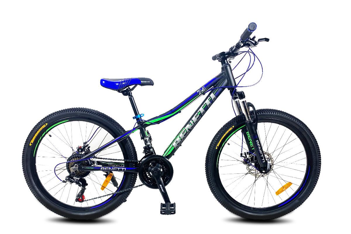 Велосипед 24'' Benetti NOTE 2021
