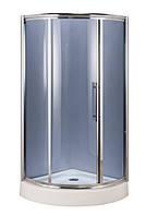 Душевая кабина AquaStream Premium 90 LB одна дверь