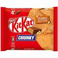 Kit Kat Chunky Peanut Butter 4s 168 g