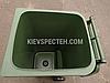 Євроконтейнер пластиковий, Weber V-120 л, зелений, фото 4