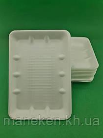 Підкладка (лотки) зі спіненого полістиролу (250*175*20) T-6-20 (250 шт)