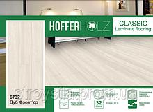 Ламинированный пол HofferHolz Classic 1295х192х8мм (0,24864м2) (Дуб Фронтьер)