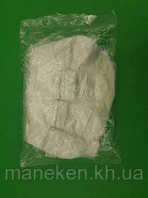 Одноразові рукавички (90шт) без кріплення) (1 пач.)