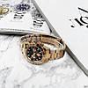 Часы мужские наручные  Rolex Cosmograph Daytona AAA Gold-Black-Rose / реплика ААА класса, фото 5