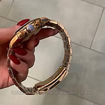 Часы мужские наручные  Rolex Cosmograph Daytona AAA Gold-Black-Rose / реплика ААА класса, фото 3