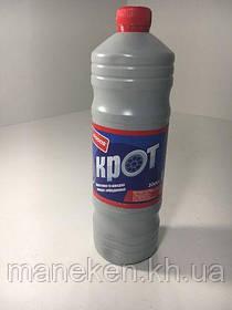 Засіб для чищення труб Кріт Дніпро 1 л (1 шт)