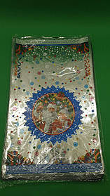 Фольгированный пакет Н.Г (30*50) №6 Новый Дед Мороз и Снегурочка (100 шт)