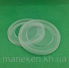 Крышка пластиковая для супника 250мл.350мл.480мл (50 шт), фото 2
