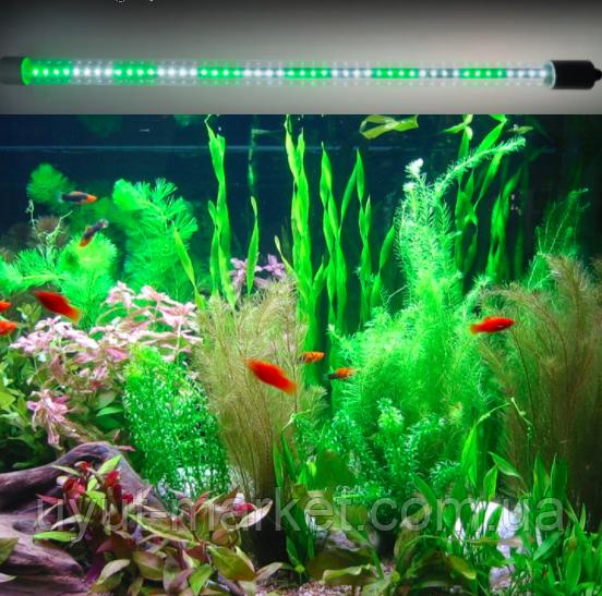 Фитолампа для аквариума 60см 9Вт Т8 - фото 1