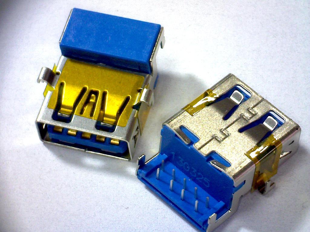 Разъем USB тип 25