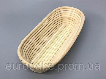 Корзины для расстойки теста овальной формы на 0,75 кг хлеба