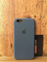 Чехол для iphone 6/6s silicone case midnight blue