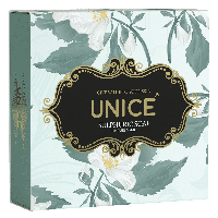 Натуральное мыло с серой для жирной проблемной кожи 100 г UNICE